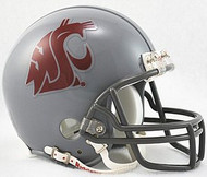 Washington State Cougars Riddell NCAA College Replica 6-Pack Mini Helmet Set 2012