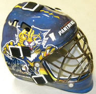 Florida Panthers NHL Franklin Goalie Mini Mask