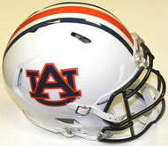 Auburn Tigers Riddell NCAA Authentic Revolution SPEED Pro Line Full Size Helmet