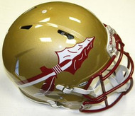 Florida State Seminoles Riddell NCAA Authentic Revolution SPEED Pro Line Full Size Helmet