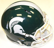Michigan State Spartans Riddell NCAA Authentic Revolution SPEED Pro Line Full Size Helmet