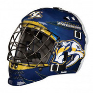 Nashville Predators Franklin NHL Full Size Street Extreme Youth Goalie Mask
