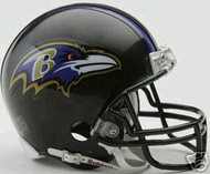 Baltimore Ravens Riddell NFL Replica Mini Helmet - Case of 24 Helmets