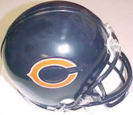 Chicago Bears Riddell NFL Replica Mini Helmet - Case of 24 Helmets