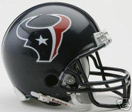 Houston Texans Riddell NFL Replica Mini Helmet - Case of 24 Helmets