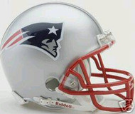 New England Patriots Riddell NFL Replica Mini Helmet - Case of 24 Helmets