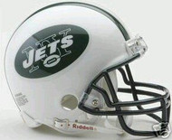 New York Jets Riddell NFL Replica Mini Helmet - Case of 24 Helmets
