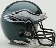 Philadelphia Eagles Riddell NFL Replica Mini Helmet - Case of 24 Helmets