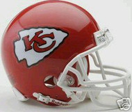 Kansas City Chiefs Riddell NFL Replica Mini Helmet - Case of 24 Helmets