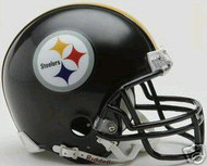 Pittsburgh Steelers Riddell NFL Replica Mini Helmet - Case of 24 Helmets