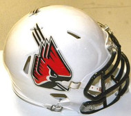 Ball State Cardinals Riddell NCAA Replica Revolution SPEED Mini Helmet
