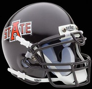Arkansas State Red Wolves Schutt NCAA College Football Authentic Team Mini Helmet