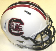 South Carolina Gamecocks Riddell NCAA Authentic Revolution SPEED Pro Line Full Size Helmet