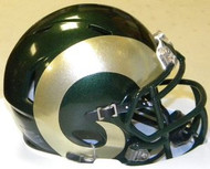 Colorado State Rams Riddell NCAA Replica Revolution SPEED Mini Helmet