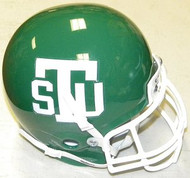 Necessary Roughness Texas State U Fightin' Armadillos 1991 Football Movie Authentic Mini Helmet