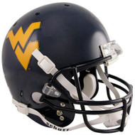 West Virginia Mountaineers Schutt NCAA College Football Team Full Size Replica XP Helmet