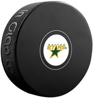 Dallas Stars NHL Team Logo Autograph Model Throwback 2013 Hockey Puck