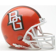Bowling Green Falcons Riddell NCAA Replica Mini Helmet Throwback with White Mask