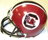 South Carolina Gamecocks 1989-1998 Riddell NCAA Replica Mini Helmet