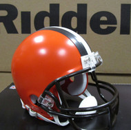 Cleveland Browns 2015 Riddell NFL Mini Replica Helmet