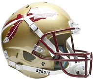 Florida State Seminoles Schutt NCAA College Football Team Full Size Replica XP Helmet