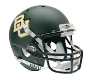 Baylor Bears Green Schutt NCAA College Football Team Full Size Replica XP Helmet