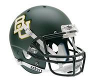 Baylor Bears Green Schutt NCAA College Football Team Full Size Replica XP Helmet