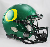 Oregon Ducks Riddell NCAA Full Size Authentic Speed Helmet