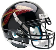 Florida State Seminoles BLACK Schutt NCAA College Football Team Full Size Authentic XP Helmet