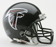 Atlanta Falcons NFL Team Logo Riddell 3-Pack Mini Helmet Set