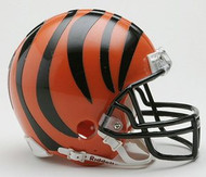 Cincinnati Bengals NFL Team Logo Riddell 3-Pack Mini Helmet Set