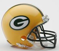 Green Bay Packers NFL Team Logo Riddell 3-Pack Mini Helmet Set