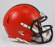 Cleveland Browns 2015 NFL Team Logo Riddell 3-Pack Revolution SPEED Mini Helmet Set