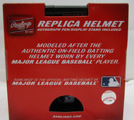 "Seattle Mariners Rawlings ""On Field"" Mini replica batting helmet"
