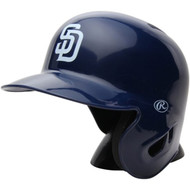 "San Diego Padres Rawlings ""On Field"" Mini replica batting helmet"