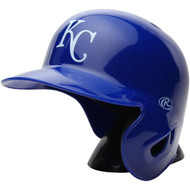 "Kansas City Royals Rawlings ""On Field"" Mini replica batting helmet"