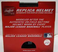 """Chicago White Sox Rawlings """"On Field"""" Mini replica batting helmet"""