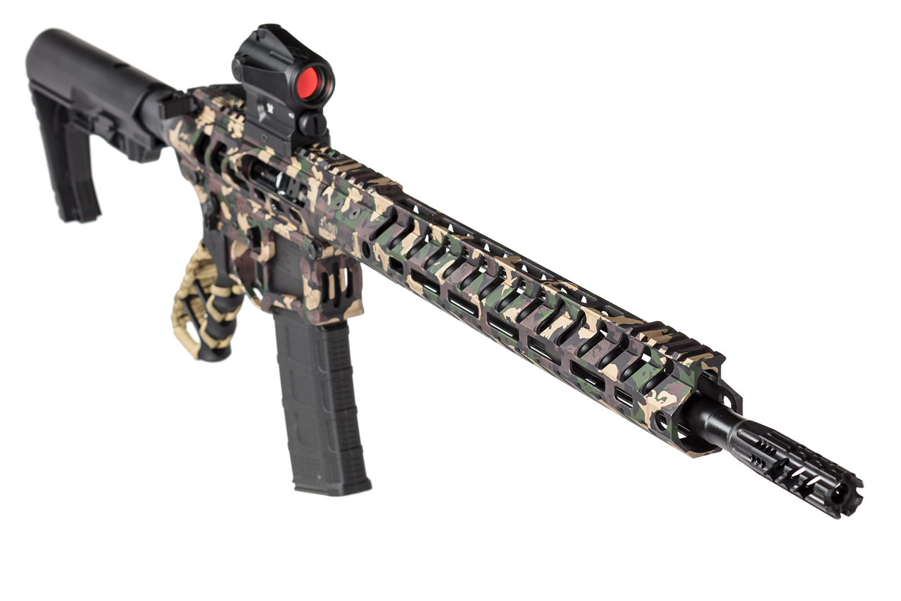 demolition ranch pro limited edition full build rifle f 1
