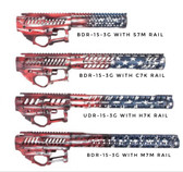 Old Glory Chassis - BDR-15 3G - S7M 13.7""
