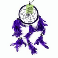 Medium Sized Dreamcatchers - Purple