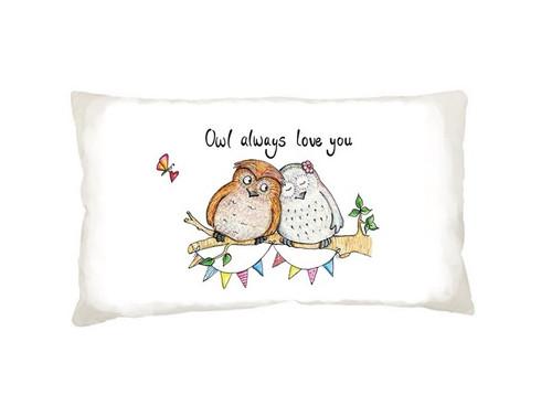 Owl Always Love You Cushion (Small)