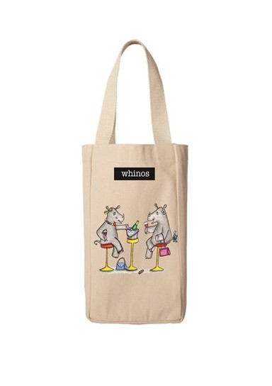Whinos Canvas Bottle Bag