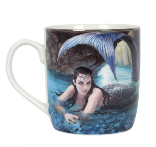Hidden Depths Mug by Anne Stokes
