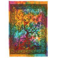 Tree of Life Wall Hanging - Multi