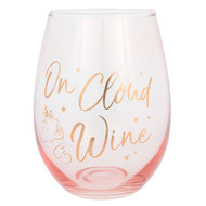 On Cloud Wine Drinking Glass