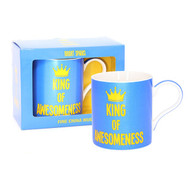 King of Awesomeness Mug