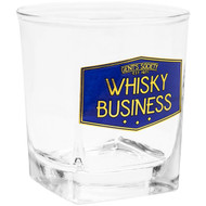 Gents Society Whisky Glass