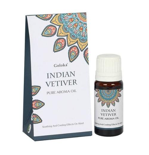 Goloka Indian Vetiver Fragrance Oil