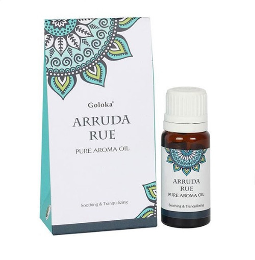 Goloka Arruda Rue Fragrance Oil