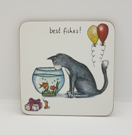 Best Fishes Drinks Coaster